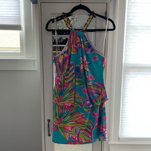 EUC Lilly Pulitzer Halter Dress